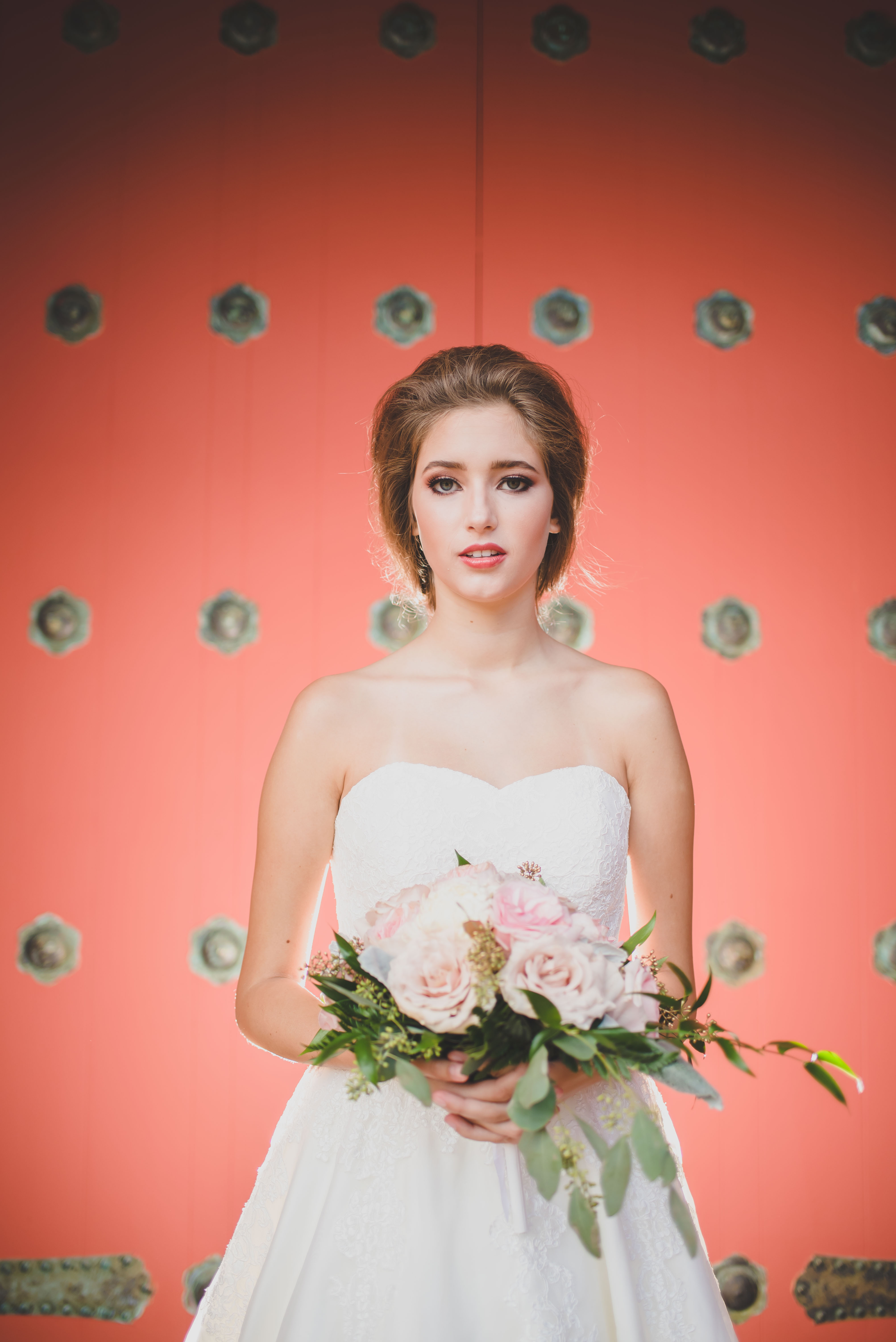 Timeless Bridal beauty
