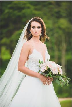 Bridal Hair Airbrush makeup