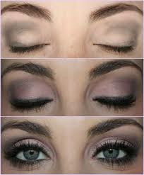 Subtle Purple Smokey Eye