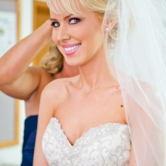 Airbrush makeup Bridal