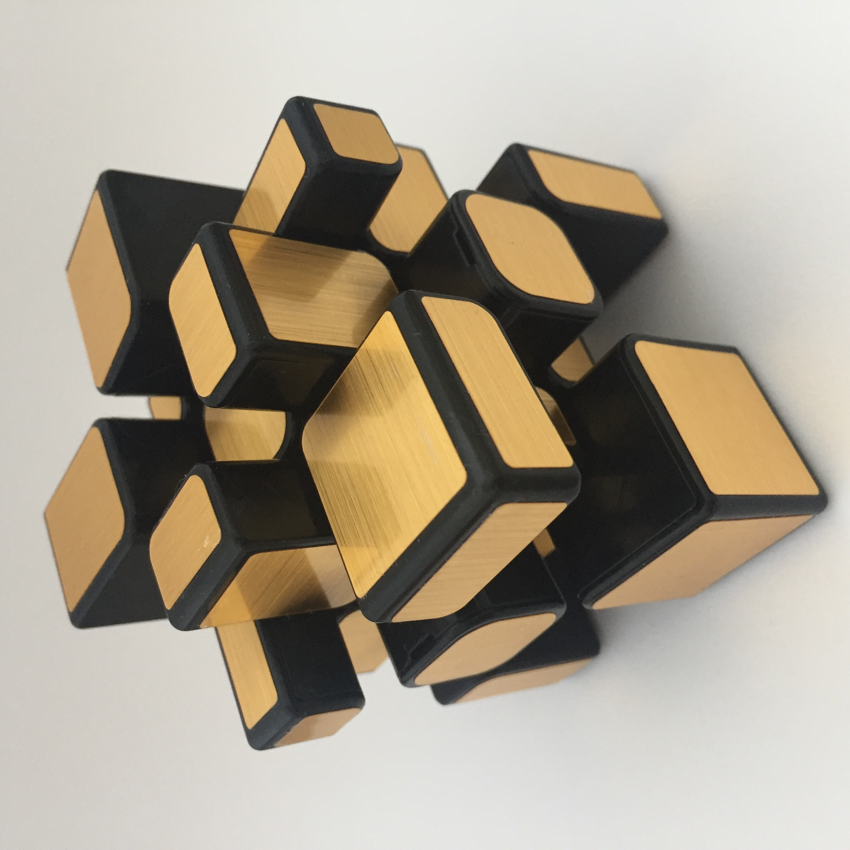 Cubul Oglinda Amestecat