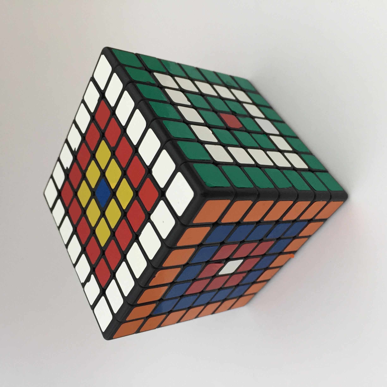 Cub Rubik 7x7