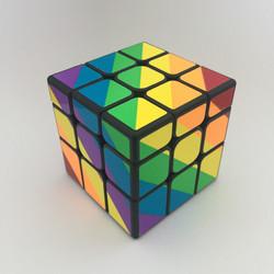 Cub Neregulat Colorat in dungi