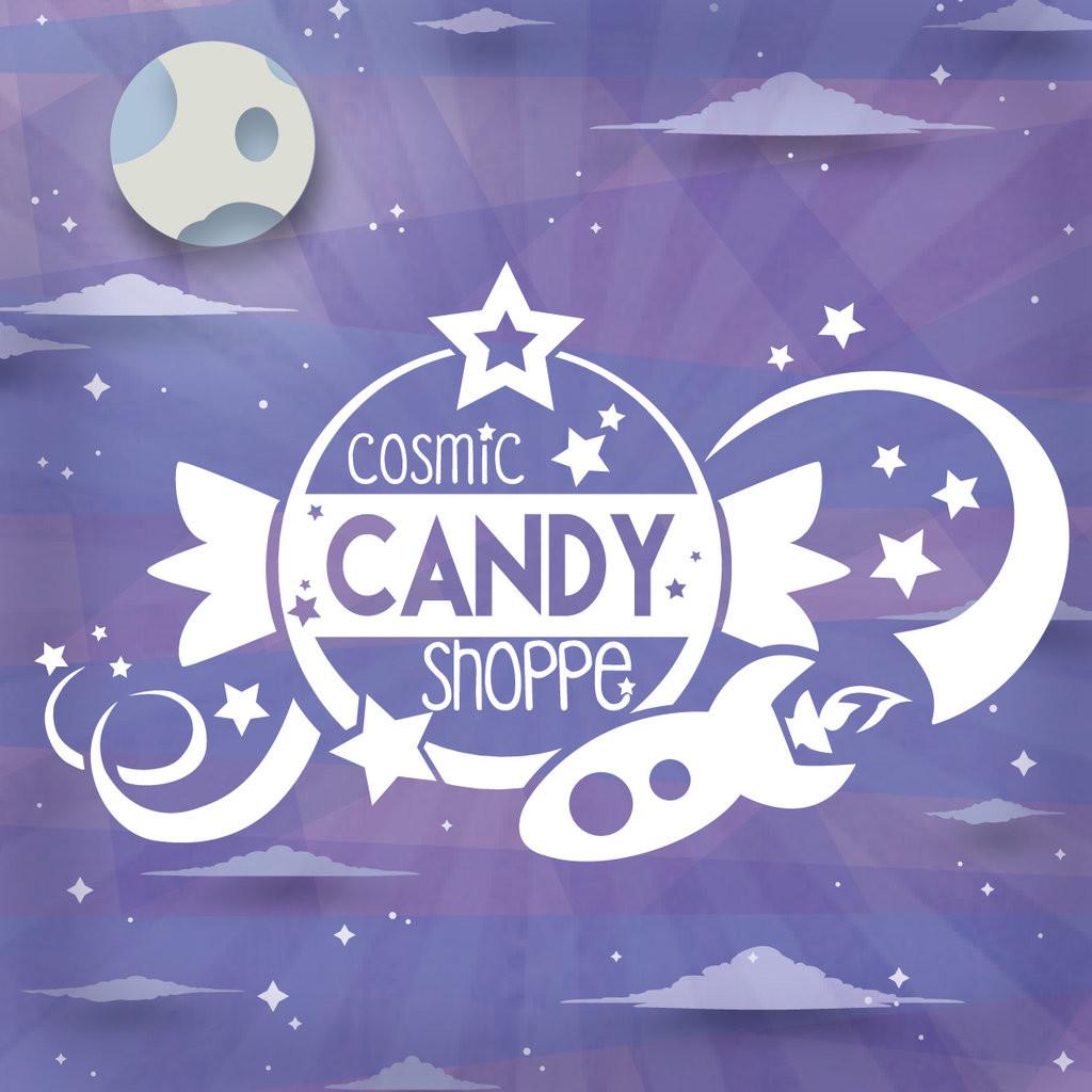 Cosmic Candy Shoppe Logo