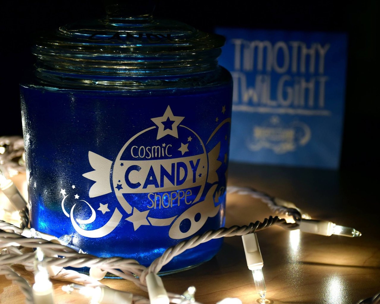 Cosmic Candy Shoppe Vinyl Product Shoot