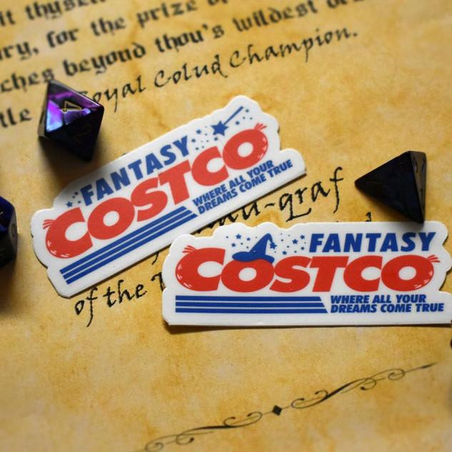 Fantasy Costco Product Shots