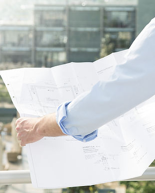 plans de maintien d'architecte