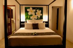 Stunning bedroom display