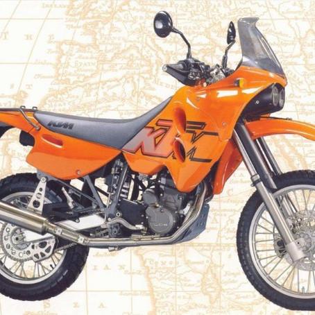 Meine persönliche Motorrad Historie ¦ Von Hochs und einem Tiefschlag