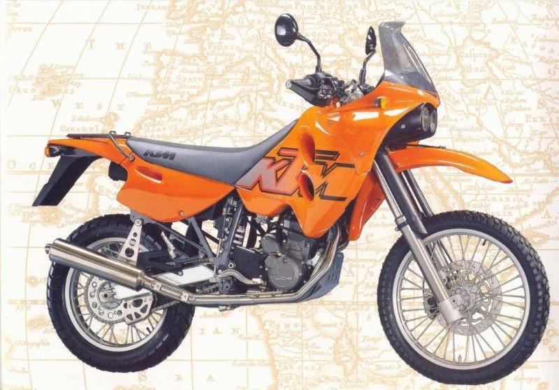 kTm 620 Adventure