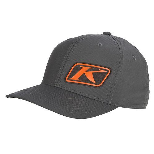 KLiM K-CORP CAP GRAY-ORANGE