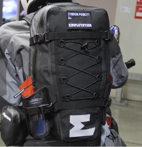 Der Enduristan Hurricane Rucksack ist eine der Neuheiten für 2018
