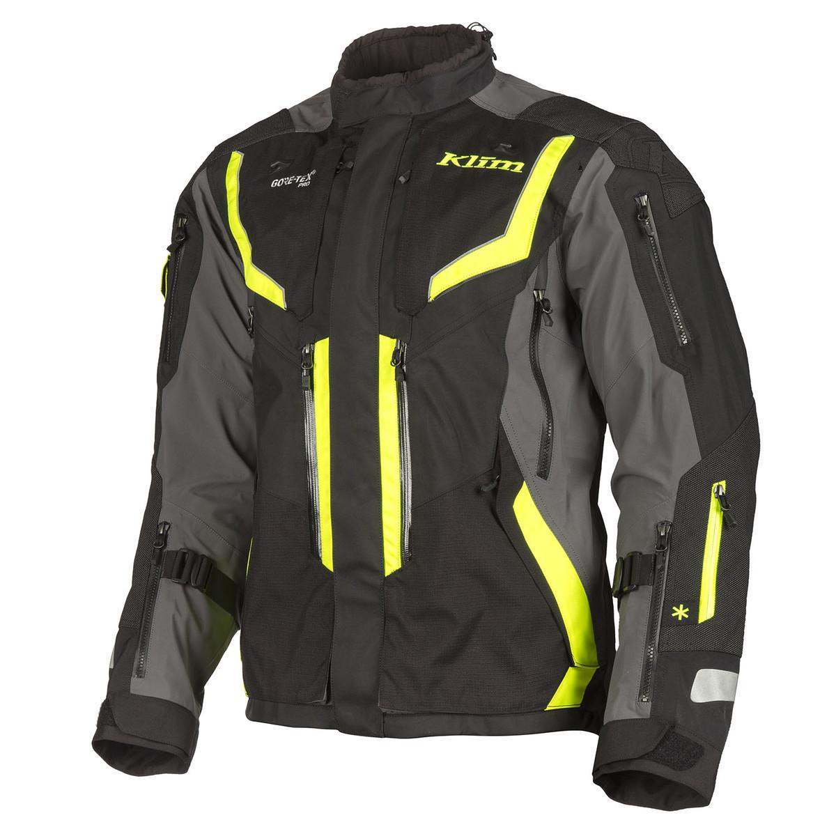 Badlands Pro Jacket Hi-Vis