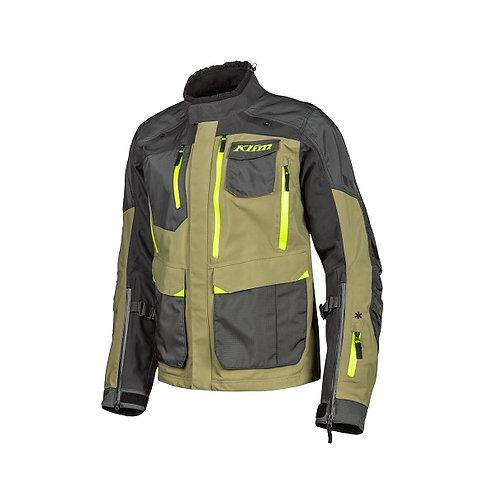 Klim Carlsbad Jacket Sage Hi-Vis