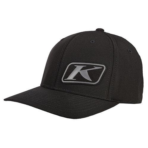Klim K-Corp Cap Black Asphalt