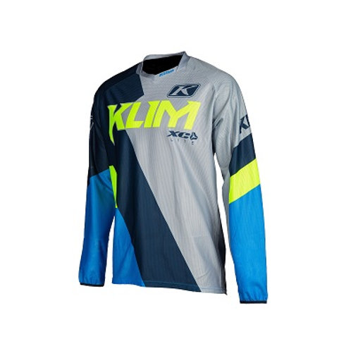 KLiM XC LITE JERSEY Kinetik Blue