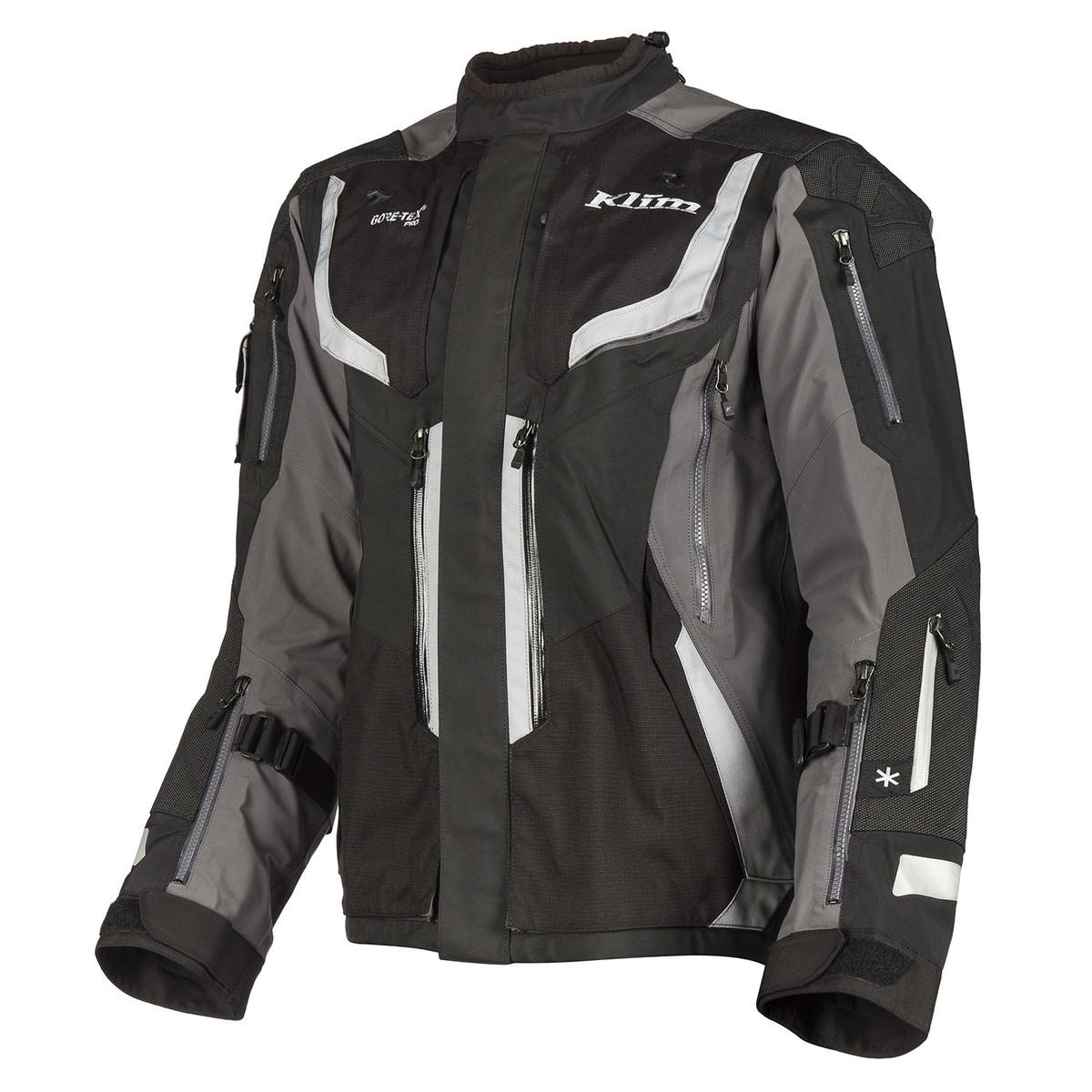 Badlands Pro Jacket Dark Gray