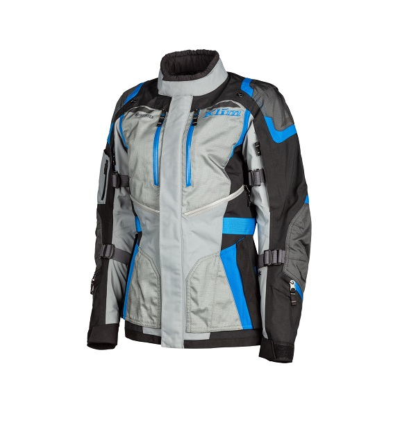 Klim Womans Artemis Jacket Kinetik Blue