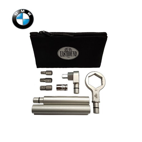 BMW F850GS tool kit; Wheel Service Kit, MMD Adventures, 3852 Ringgenberg, Schweiz