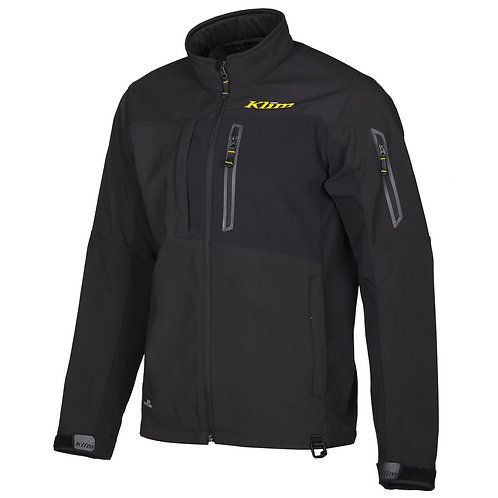 Klim Inversion Windstopper Jacke Schwarz