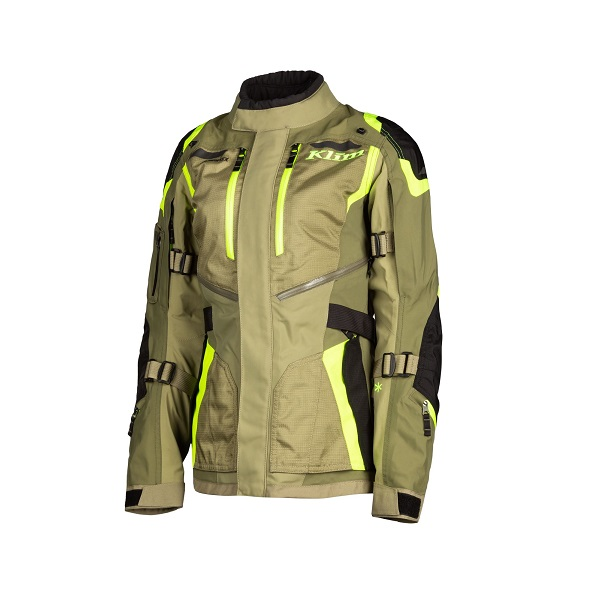Klim Womans Artemis Jacket Sage Hi-Vis