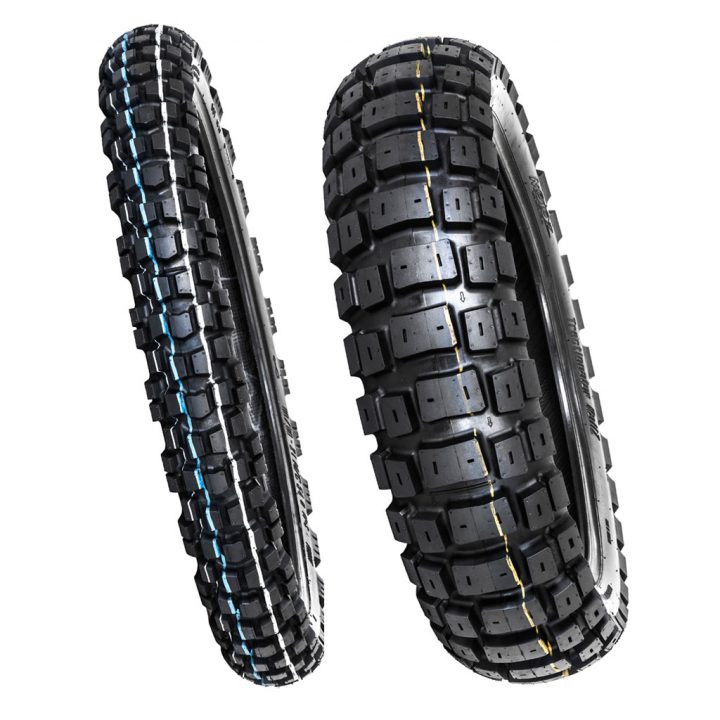 Motoz Tractionator RallZ Front and Rear Wheel Tire