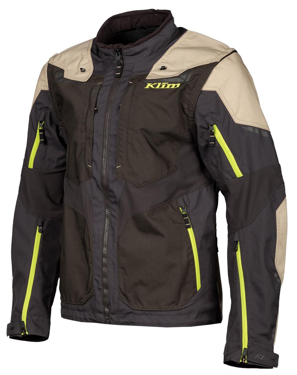 Klim Dakar Jacket Black