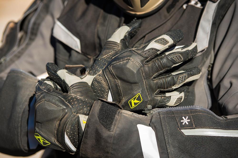 Klim Aero Pro Handschuh CE geprüft