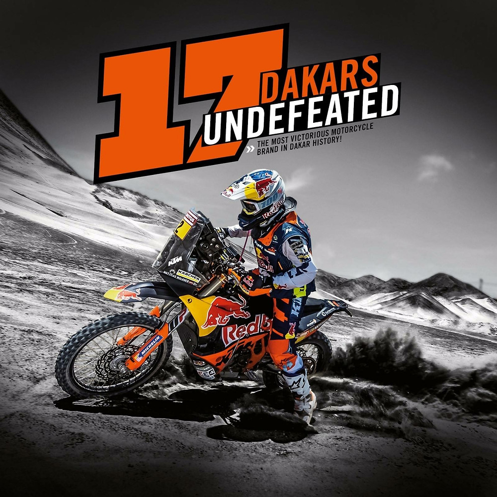 Seit 17 Dakars unbezwungen - kTm Racing Team