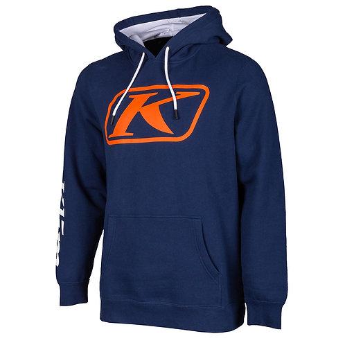 Klim K Corp Hoodie Navy Strike Orange