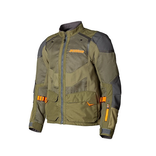 Klim Baja S4 Jacket Sage Strike Orange