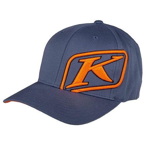 Klim rider cap stargazer strike orange