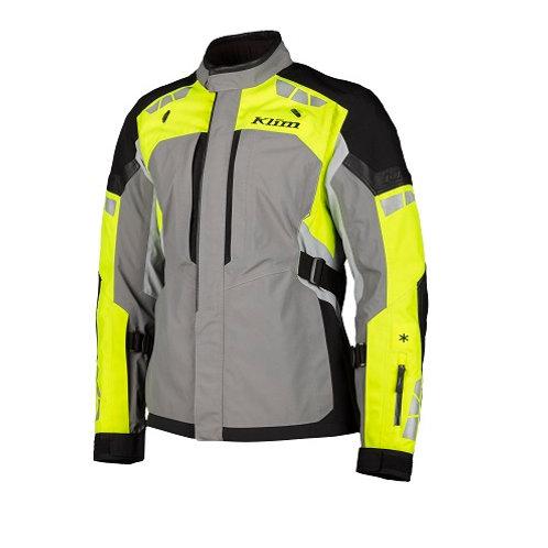 Klim Latitude Hi-Vis Goretex Motorrad Touring Jacke