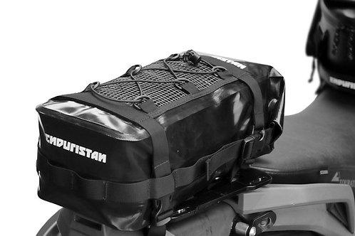 Enduristan, XS6.5, Zusatztasche, wasserdicht, staubdicht, Gepäckerweiterung, Motorrad, Reisen, Adventure, offroad, Gepäck