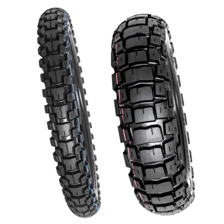 Motoz Tractionator Adventure Front and Rear Wheel Tire