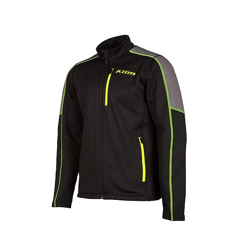 KLIM Inferno Softshell BLACK HI-VIS