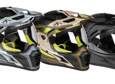 Klim Krios Pro Adventure Helm für die Saison 2020