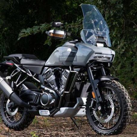 Wird die Harley Davidson Pan America Top oder flop?