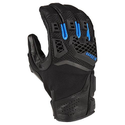Klim Baja S4 Glove Black - Kinetik Blue