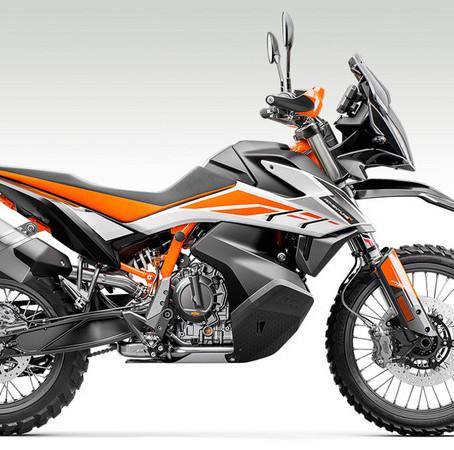 EXTREME ADVENTURE | KTM 790 ADVENTURE R 2019
