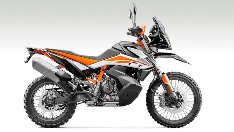 Die neue KTM 790 Adventure R