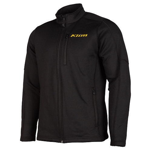 Inferno Softshell Black Klim Yellow