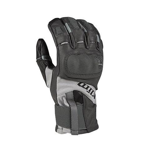 Klim Adventure Glove Short ASPHALT Kurz Goretex Handschuh Motorrad