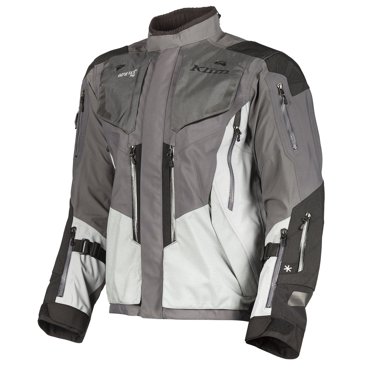 Badlands Pro Jacket Light Gray