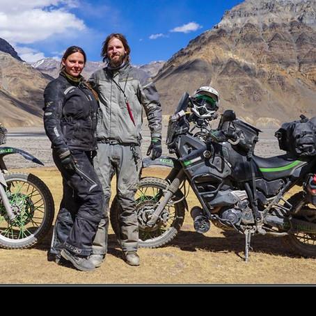 XT Adventures   Xenia und Martin