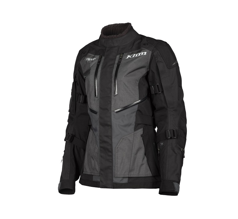 Klim Womans Artemis Jacket Dark Gray
