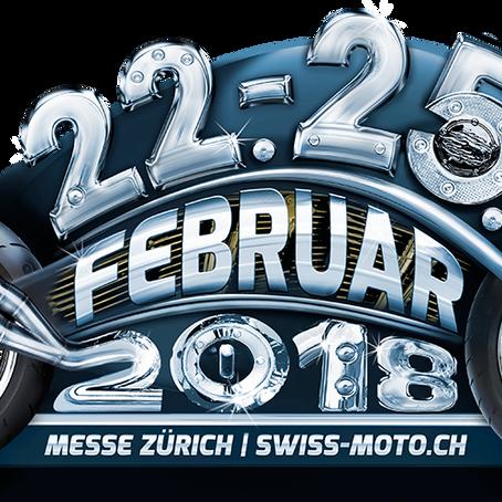 MMD Adventures goes Swissmoto 2018