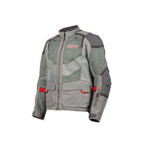 Klim Baja S4 Jacket Cool Gray, MMD Adventures, 3852 Ringgenberg, Schweiz