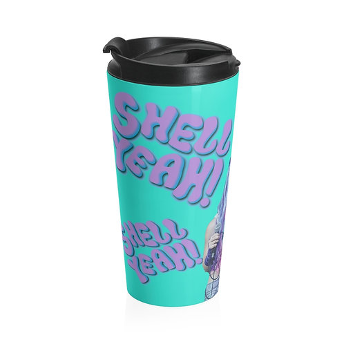 Shell Yeah Travel Mug