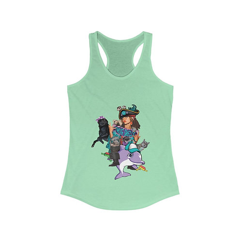 Bubbly Gangster Tank Top